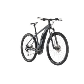 Cube Reaction Hybrid ONE 400 E-MTB grijs